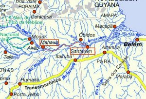 Integração Rodo Fluvial