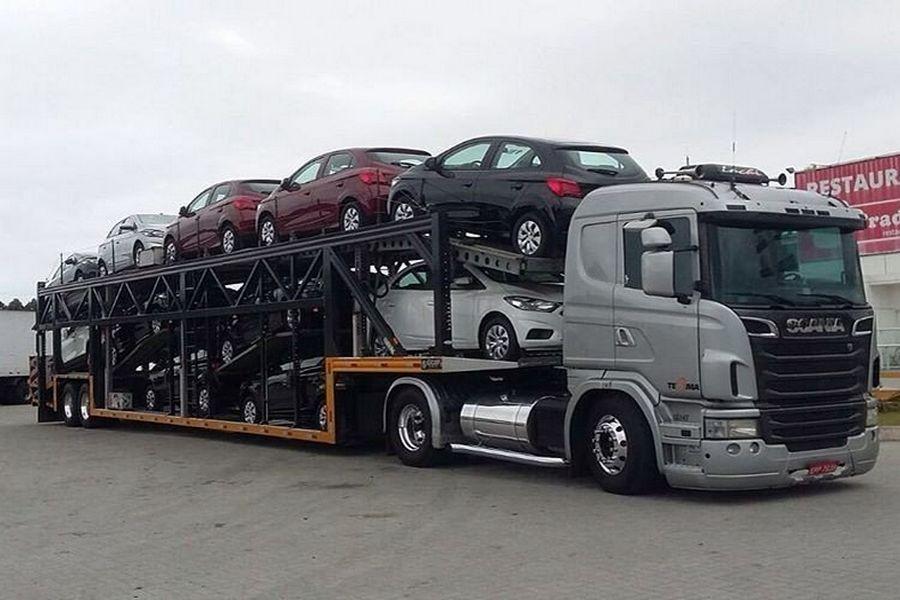Transporte de Veículo Manaus x Porto Velho x Manaus