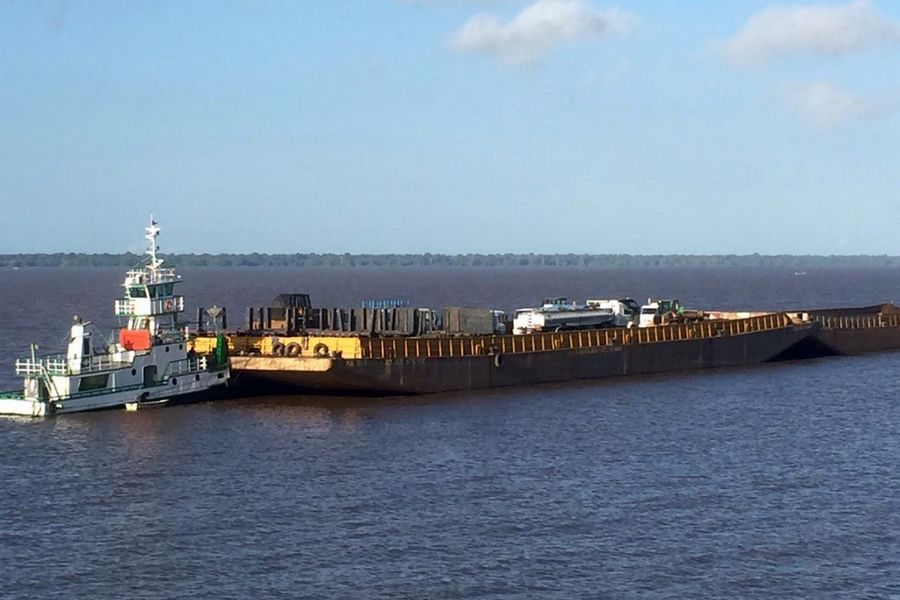 Transporte de Cargas e Mudanças Manaus x Barcelos